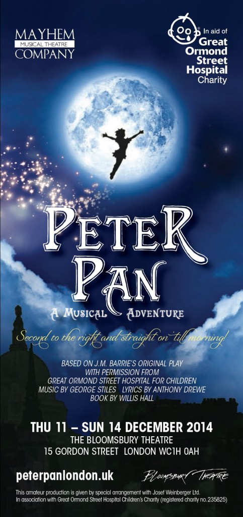Peter Pan flyer-front-b